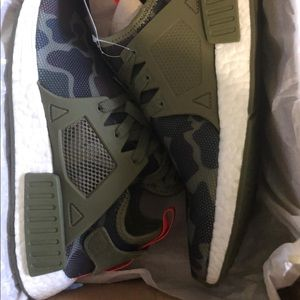 Men's new adidas NMD_xr1 sneakers with box